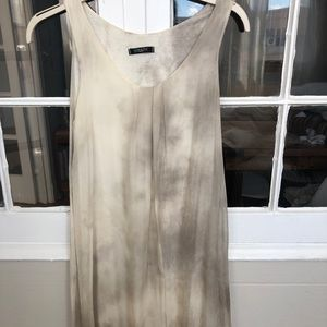 Dresses & Skirts - Organic silk trapeze dress